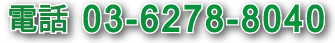 03-6278-8040